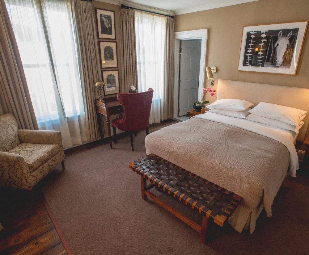 Hotel Fauchère Premium Room