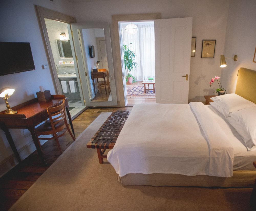 Hotel Fauchère Suite