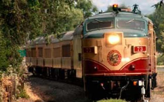 Wine Train Package
