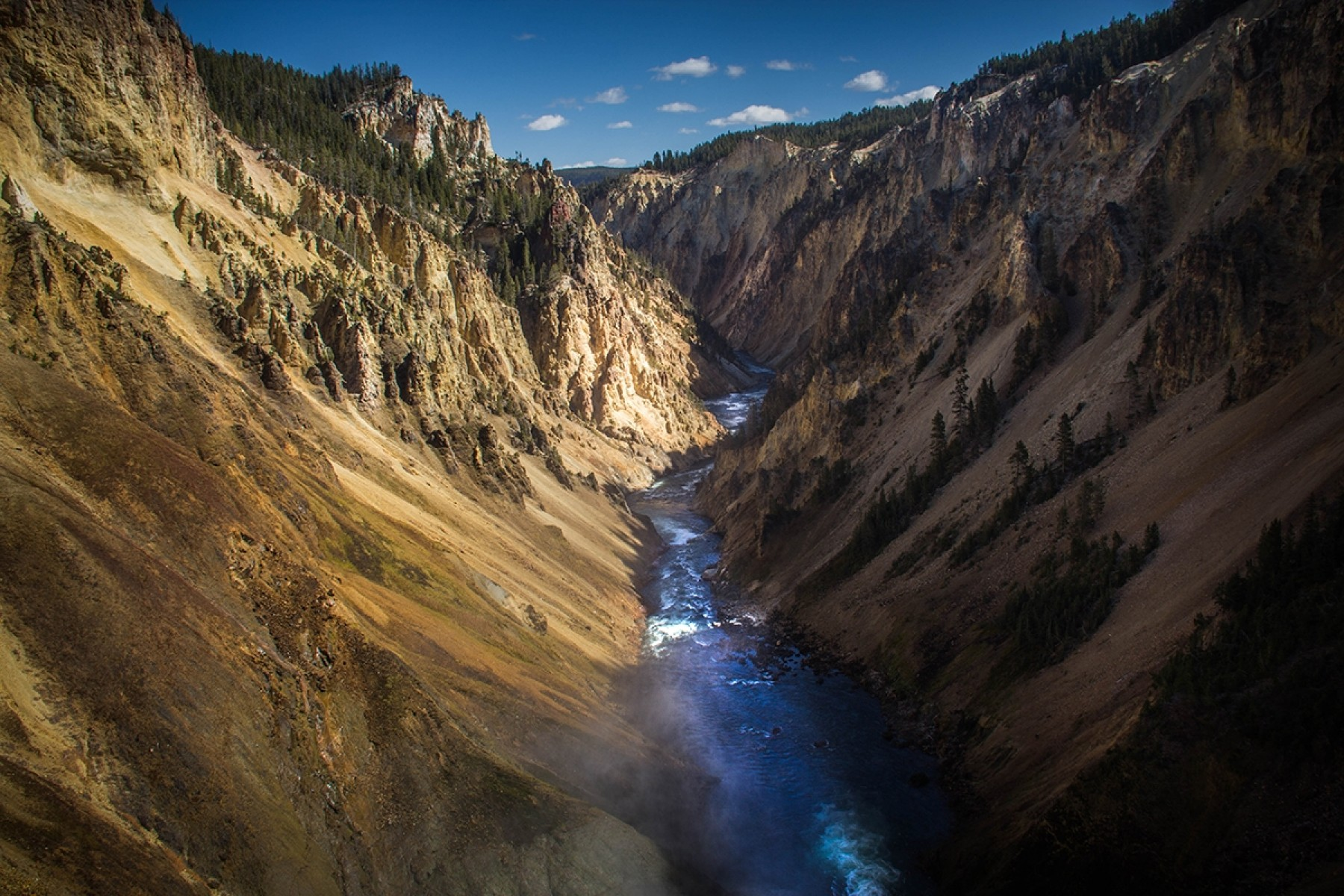 Yellowstone Packages
