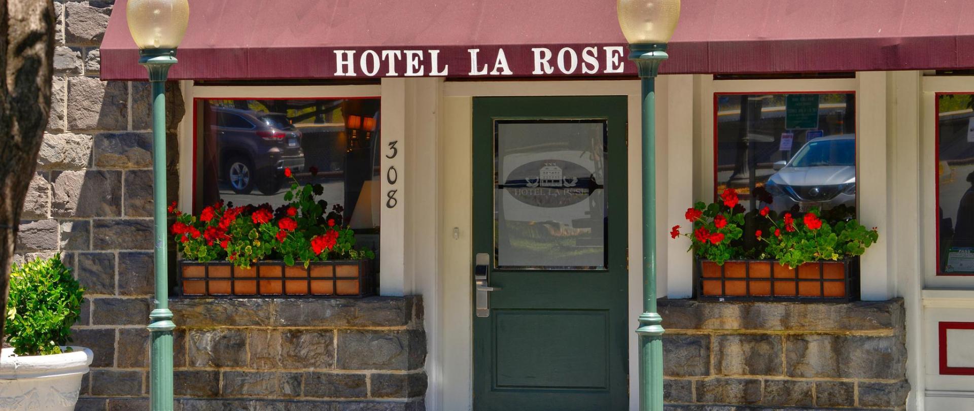 Historic Hotel La Rose