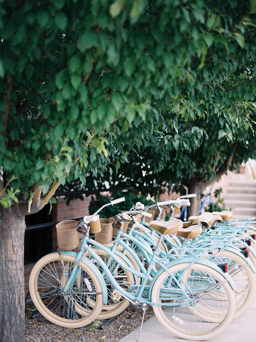 Bicycle rentals are available for all guests